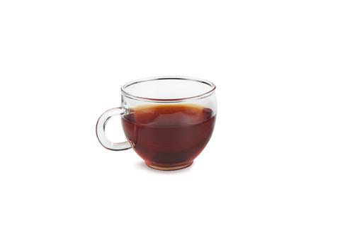 Чашка из жаропрочного стекла 120 мл (упаковка 6 шт). Интернет магазин чая