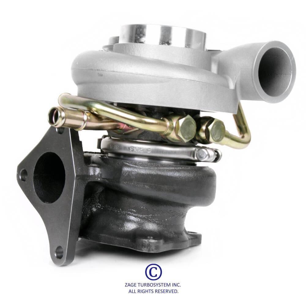 Турбина на Субару TD06SL2 3 дюйма inch cover ZAGE
