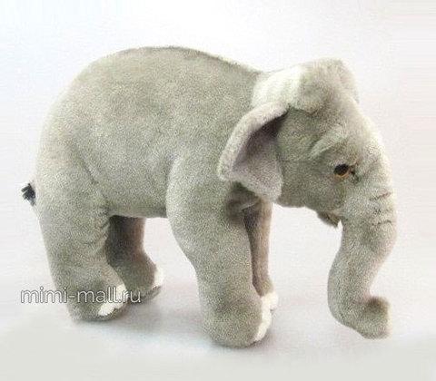 Мягкая игрушка Слонёнок 22 см (Leosco)