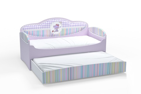 Диван-кровать для девочек
