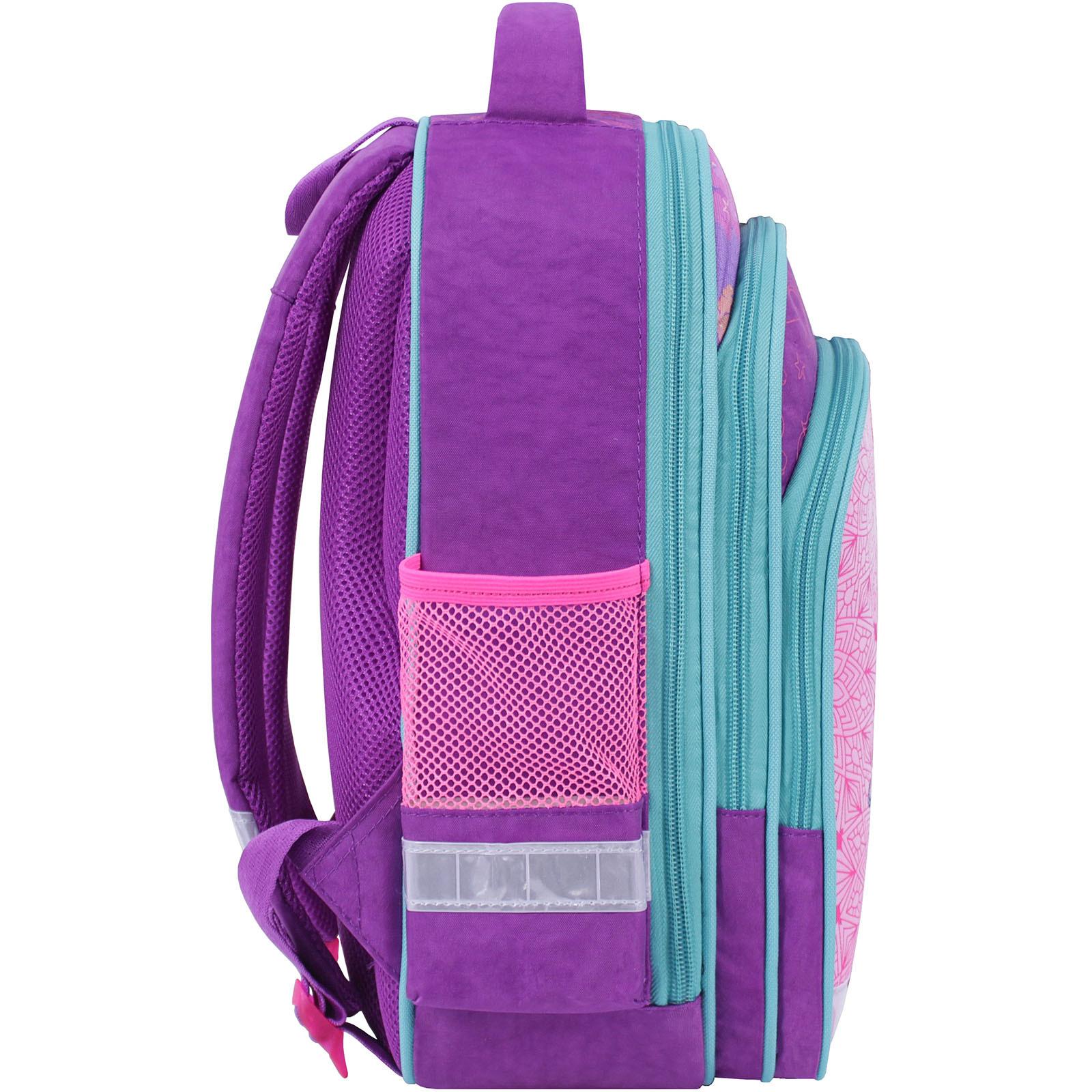 Рюкзак школьный Bagland Mouse 339 фиолетовый 596 (0051370) фото 2
