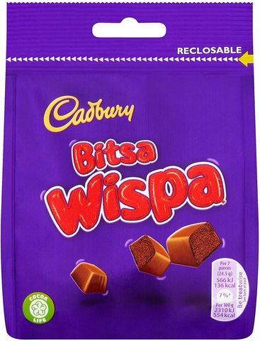 Cadbury Wispa bites 95 гр