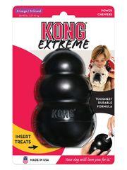 Игрушка для собак KONG Extreme XL очень прочная очень большая 13х9 см