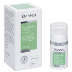 EMANSI Восстанавливающая сыворотка с растительной плацентой для коррекции преждевременного старения