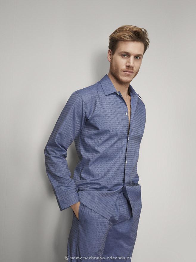 Элитная мужская пижама Zimmerli