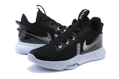Nike LeBron Witness 5 'Black/White'