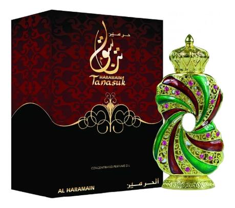 Al Haramain Perfumes Tanasuk Perfumed Oil