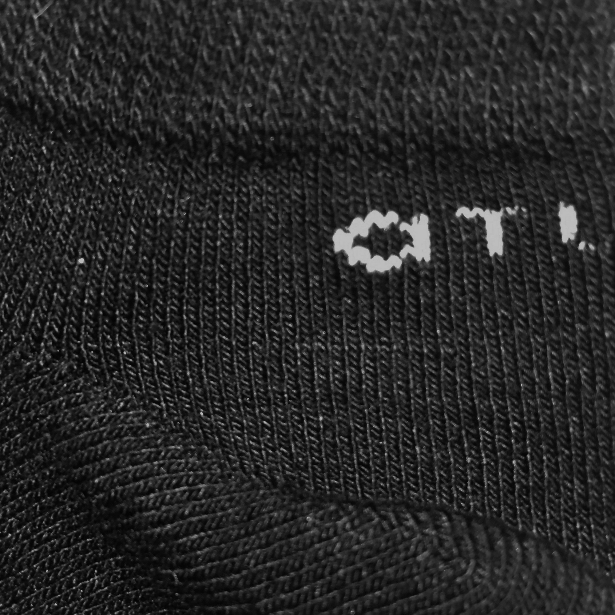 Укороченные носки мужские Atlantic, 3 пары в уп., бамбук, черные, MSB-002