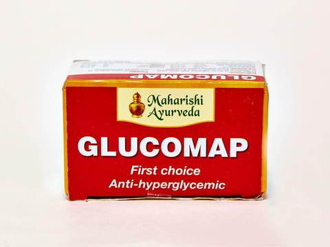 Maharishi Ayurveda  Glucomap, 100 табл.