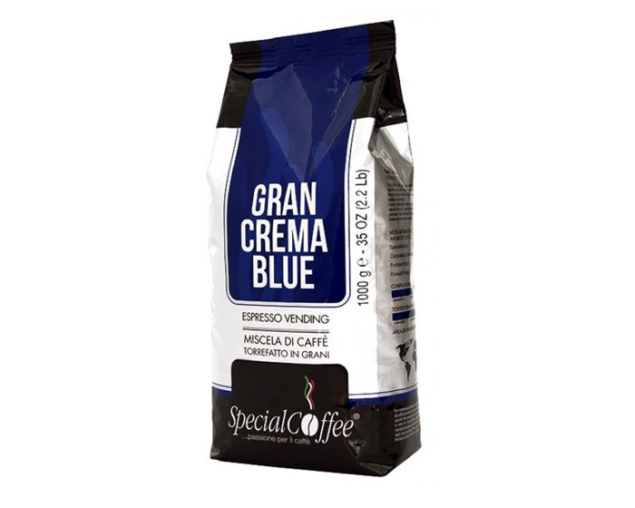 Special Coffee Gran Crema Blue, 1 кг