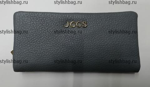 Женский кошелек на молнии JCCS js-3205grey