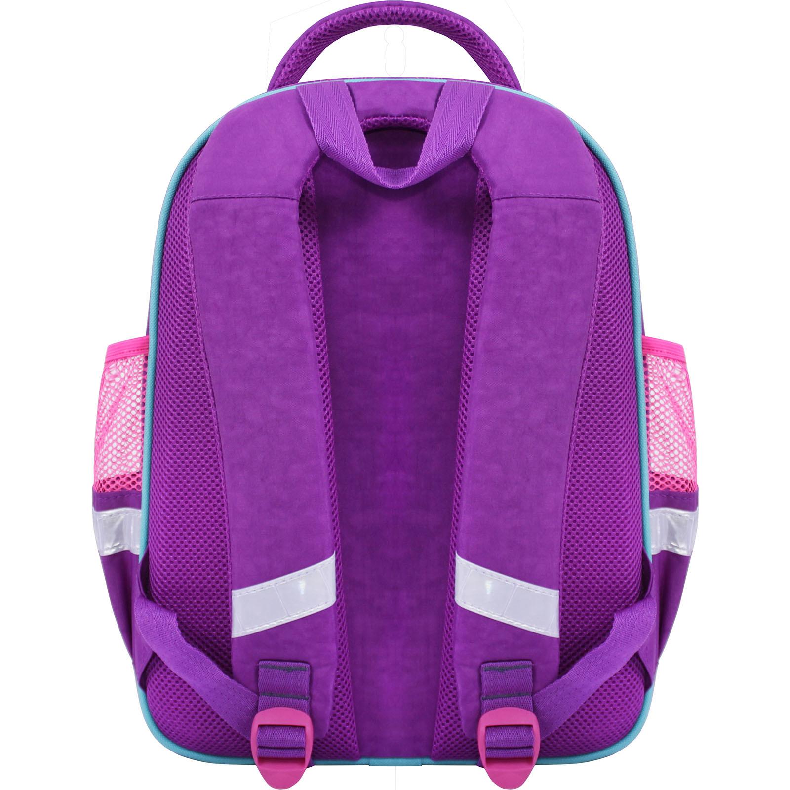Рюкзак школьный Bagland Mouse 339 фиолетовый 596 (0051370) фото 3