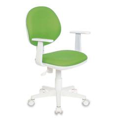 Кресло детское Бюрократ CH-W356 (ткань зеленая)