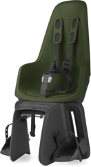 Заднее велокресло Bobike One Maxi 1Р olive green