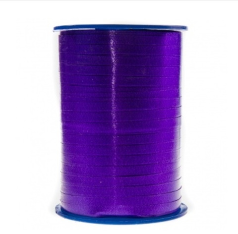 Лента America полипроп. (размер:5мм х 500 м), цвет: фиолетовый