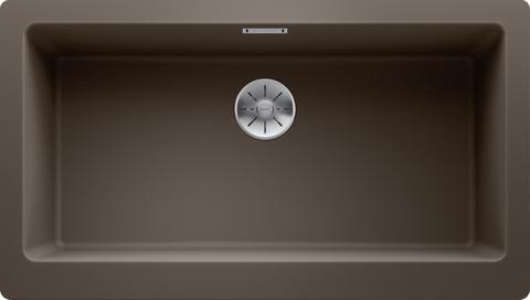 Кухонная мойка Blanco Vintera XL 9-UF, кофе