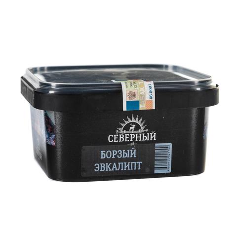 Табак Северный 250 гр Борзый Эвкалипт