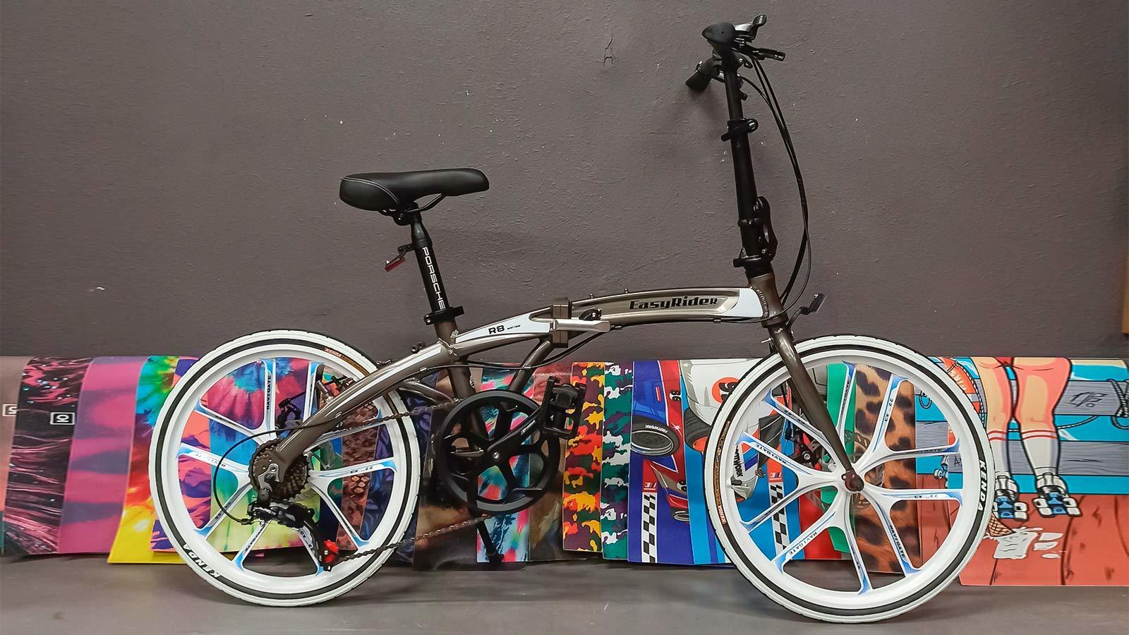 складные мужские велосипеды