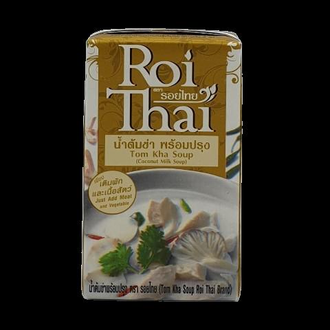Суп Tom Kha Вегетарианский ROI THAI, 250 мл