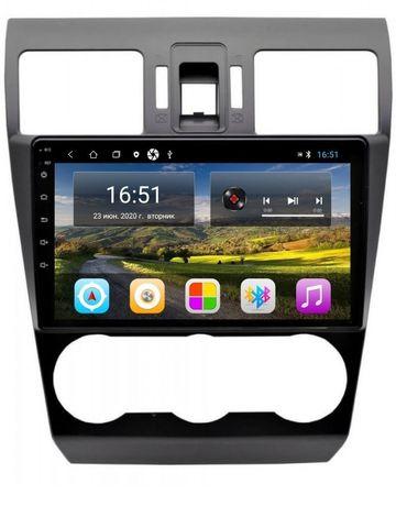 Магнитола для Subaru Forester (13-15) / XV (11-14) Android 11 2/16GB IPS модель CB3025T3L