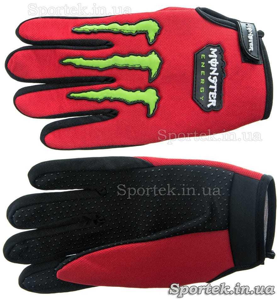 Перчатки для велосипедистів і мотоциклістів