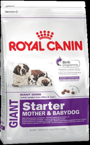 Royal Canin Giant Starter 18 кг