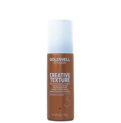 Воск текстурирующий пенный Goldwell Stylesign Creative Texture Snowcaser, 125 мл.