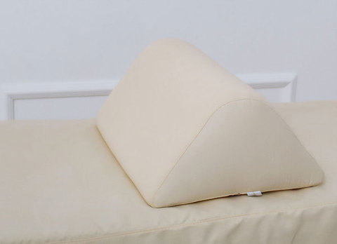 Подушка под ноги (цвет: бежевый)