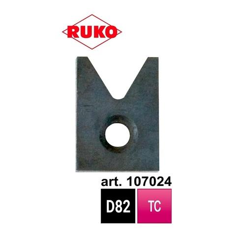Лезвие для гратоснимателя Ruko Unigrat D82 HM 107024