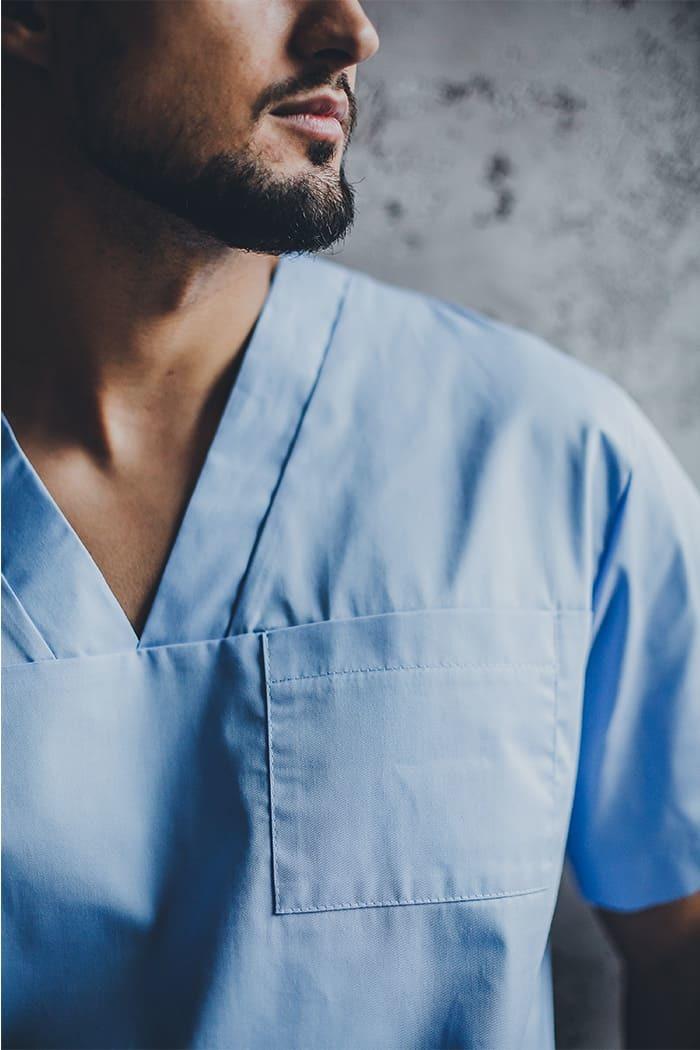 Блуза мужская хирургическая М 61