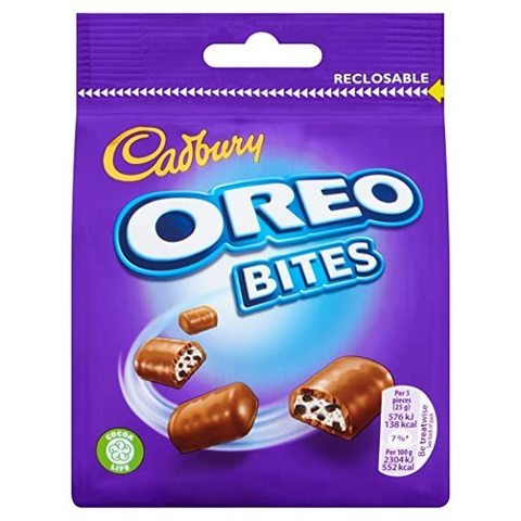 Cadbury Oreo bites 95 гр