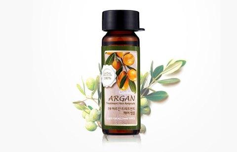 Набор ампул с аргановым маслом Confume Argan
