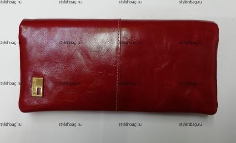 Женский красный кошелек JCCS j-1032