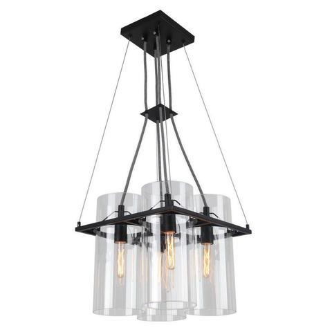 Подвесная люстра Arte Lamp A8586SP-4BK