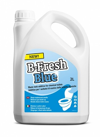 Купить Жидкость для биотуалета Thetford B-Fresh Blue недорого с доставкой.
