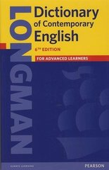 Longman Dictionary of Contemporary English 6th Ed PB
