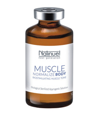 Гель для кожи тонизирующий (тонус мышц) (Natinuel |  Muscle Normalize PLUS Body), 20 мл
