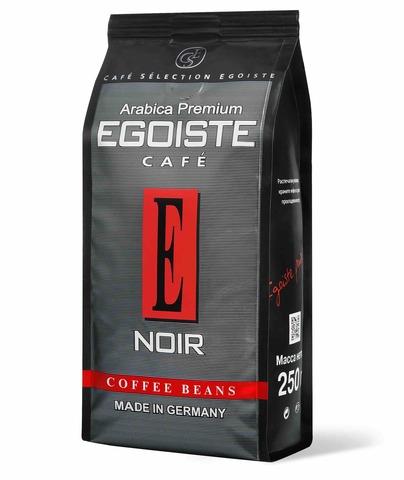 Кофе в зернах Noir, Egoiste, 250 г
