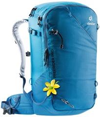 Рюкзак сноубордический Deuter Freerider Pro 32+ SL bay-azure