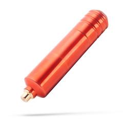 ТАТУ МАШИНКА BURLAK TATTOO MACHINES SOLO 2 RED + держатель 26 мм