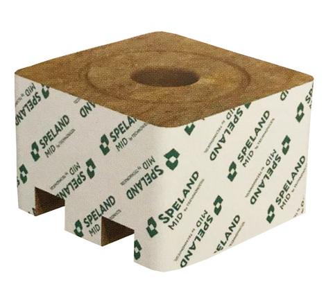 Кубики для рассады из минеральной ваты SPELAND MID 100 Х 100 Х 65