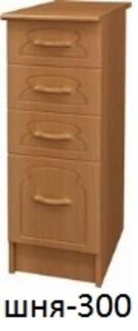 Шкаф нижний с ящиками ШНЯ 300