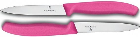 Нож Victorinox для овощей, розовый (6.7706.L115)