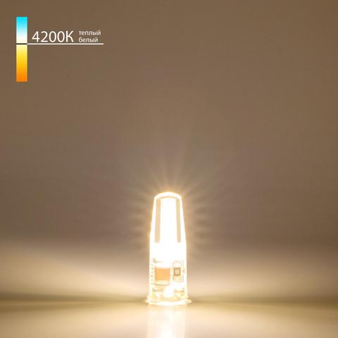 Светодиодная лампа G4 LED 3W 220V 360° 4200K BLG402