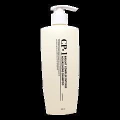 Обновлённый интенсивно питающий шампунь для волос Esthetic House с протеинами 500 мл