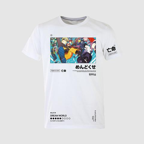 Футболка Naruto #1 (S) /TEAM 14