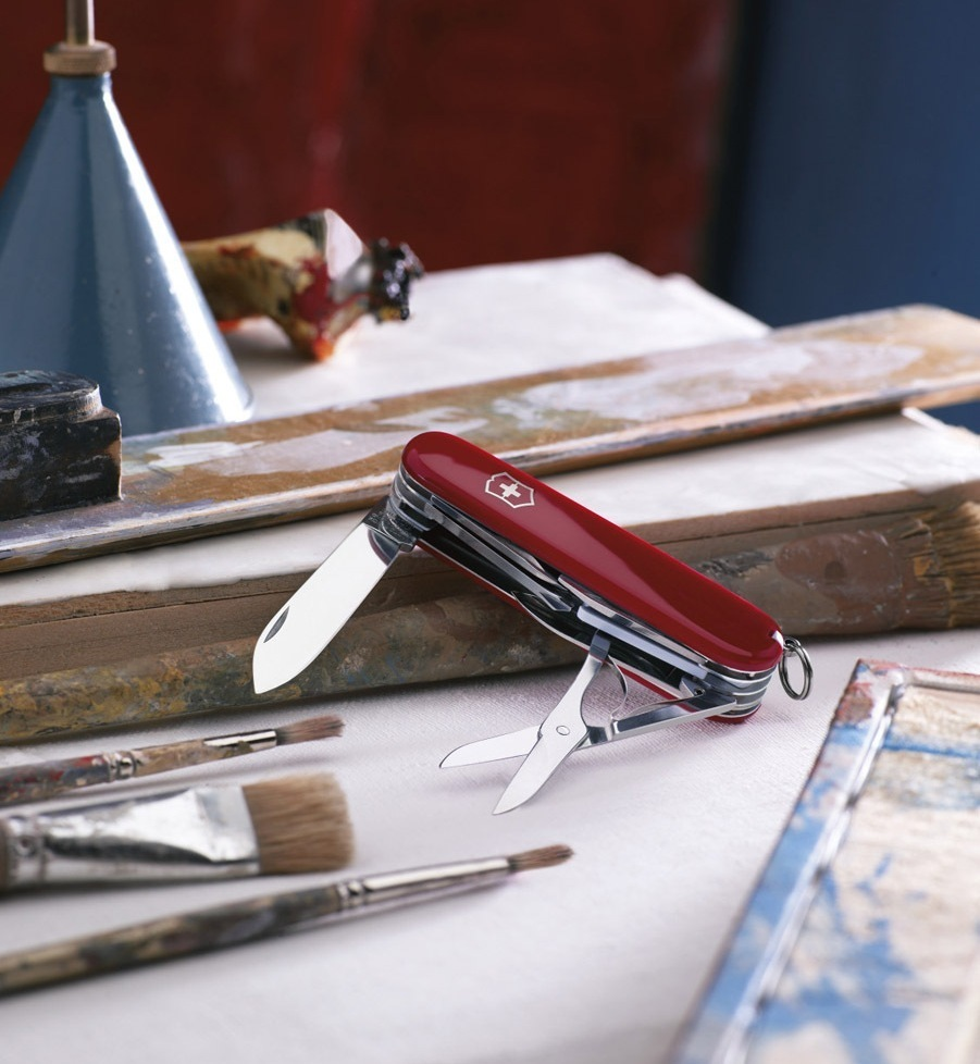 Складной нож Victorinox Explorer (1.6703) 91 мм., 16 функций - Wenger-Victorinox.Ru