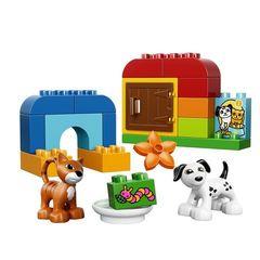 Lego Duplo Лучшие друзья: кот и пес (10570)