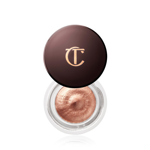 Кремовые тени Charlotte Tilbury Eyes to Mesmerise Rose Gold