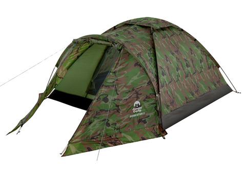 Туристическая палатка TREK PLANET (JUNGLE CAMP) Forester 2 (2 местная)